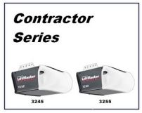 Liftmaster Contractor Series