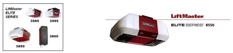 Liftmaster Elite Series