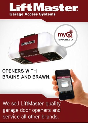 Lift Master Garage Access Systems Sell & Service