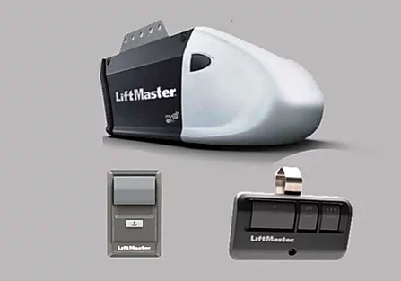 Liftmaster 8165W Contractor Series Black